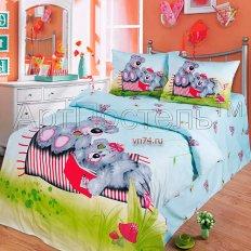 Детское постельное белье Арт-постель Друзья (сатин)
