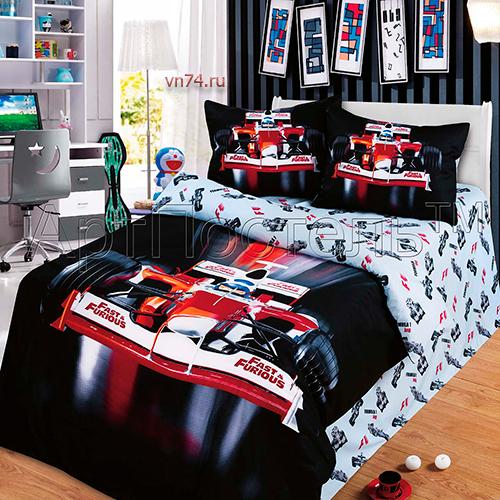 Детское постельное белье Арт-постель Лидер (сатин)