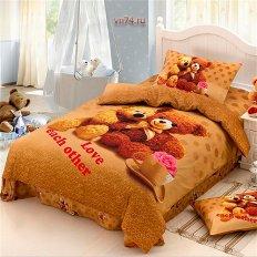 Детское постельное белье Арт-постель Любимый мишка (сатин)