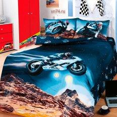 Детское постельное белье Арт-постель Париж-Даккар (сатин)
