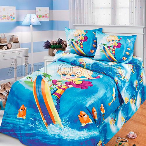 Детское постельное белье Арт-постель Шалунья (сатин)
