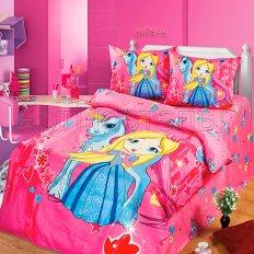 Детское постельное белье Арт-постель Пони (сатин)