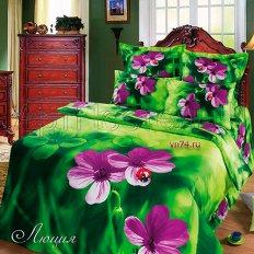 Постельное белье Арт-постель Люция (сатин)