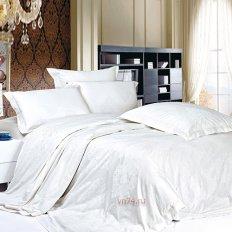 Постельное белье Арт-постель Маркиза белоснежный (сатин-жаккард)