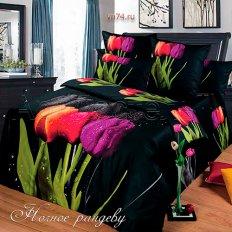 Постельное белье Арт-постель Ночное рандеву (сатин)