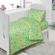 Детское постельное белье Арт-постель АБВГДейка (поплин)
