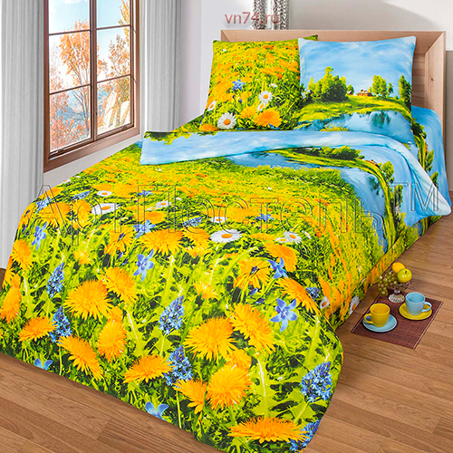 Постельное белье Арт-постель Душистый луг (батист)