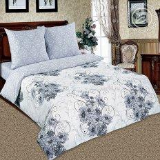 Постельное белье с простыней на резинке Арт-постель Лунная соната (поплин)