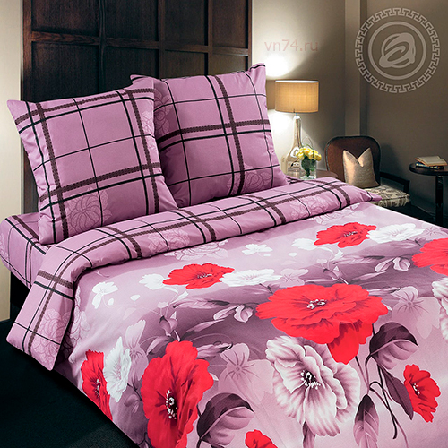 Постельное белье Арт-постель Мишель (поплин)