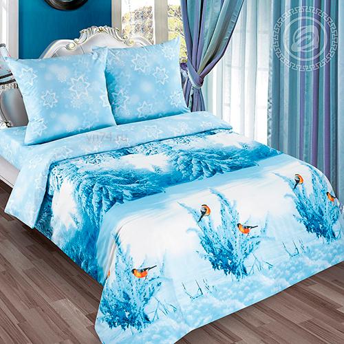 Постельное белье Арт-постель Серебро (поплин)