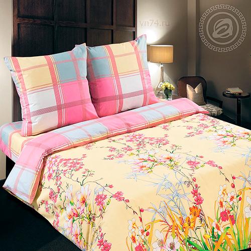 Постельное белье Арт-постель Утренний сад (поплин)