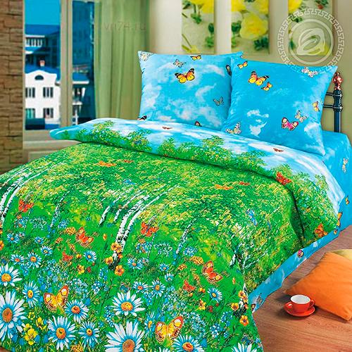 Постельное белье Арт-постель Березовая роща (бязь-люкс)