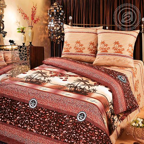 Постельное белье Арт-постель Кофе (бязь-люкс)