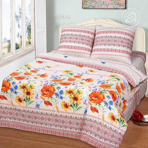 Постельное белье Арт-постель Полевой букет (бязь-люкс)