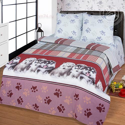 Постельное белье Арт-постель Пушистое счастье (бязь-люкс)