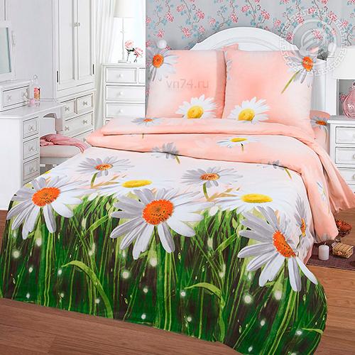 Постельное белье Арт-постель Ромашки (бязь-люкс)