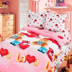 Детское постельное белье Арт-постель Сюрприз (бязь-люкс)