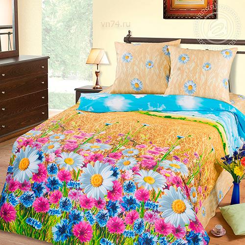Постельное белье Арт-постель Пшеничное поле (бязь-люкс)