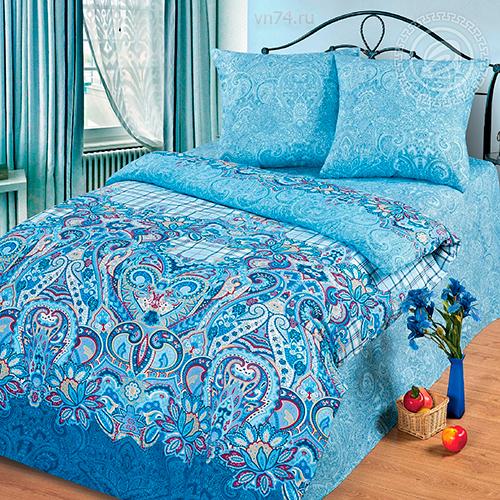 Постельное белье Арт-постель Индиго (бязь-люкс)