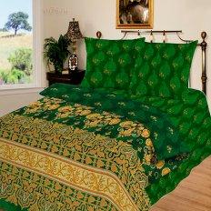 Постельное белье Арт-постель Зима-Лето Изумрудный дворец (бязь-люкс)