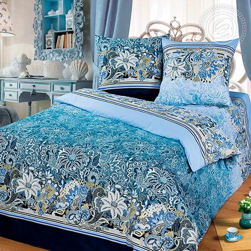 Постельное белье Арт-постель Кружева (бязь-люкс)