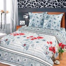 Постельное белье Арт-постель Маковый цвет (бязь-люкс)