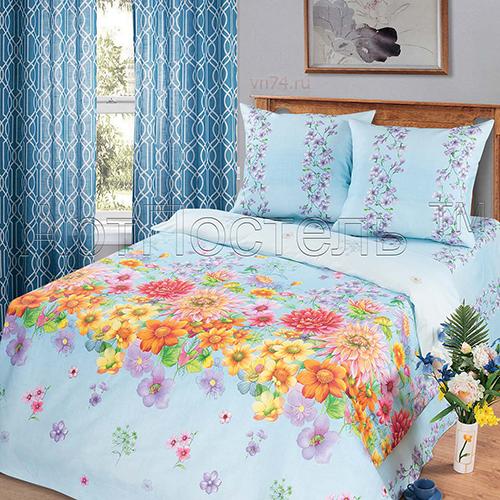 Постельное белье Арт-постель Радуга цветов (бязь-люкс)