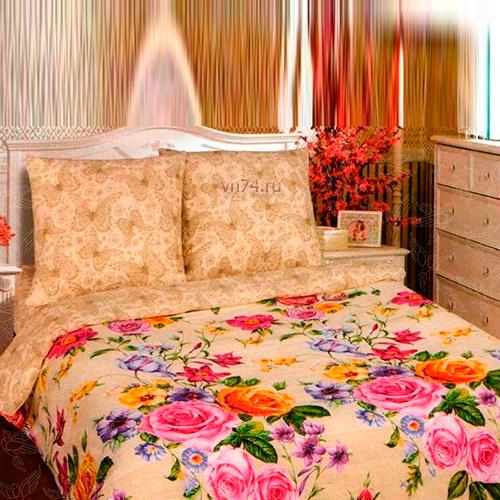 Постельное белье Арт-постель Бонжур (поплин)