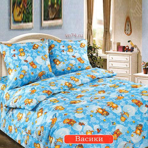 Постельное белье Арт-постель Васики (поплин)