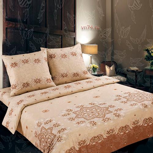 Постельное белье Арт-постель Льняная палитра (поплин)