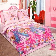 Детское постельное белье Арт-постель Мечта красавицы (поплин)