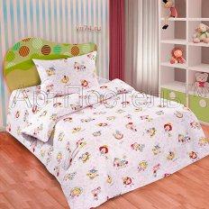 Детское постельное белье Арт-постель Ириски (поплин)