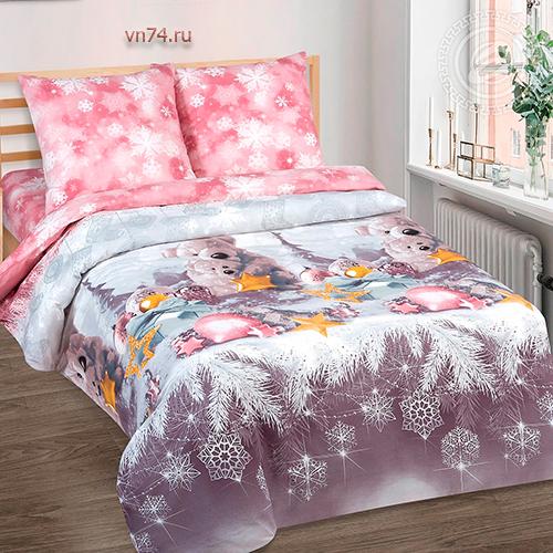 Детское постельное белье Арт-постель Ласковый мишка (поплин)