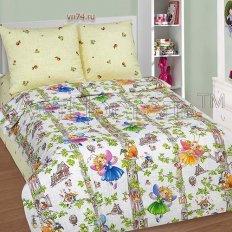Детское постельное белье Арт-постель Лесные феи (поплин)