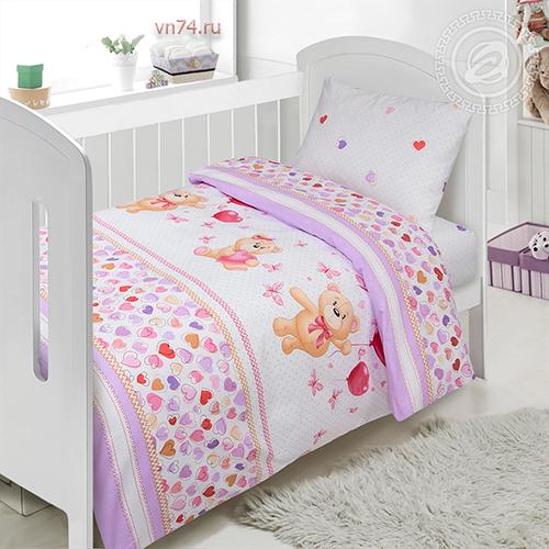 Детское постельное белье Арт-постель Малыш (поплин)