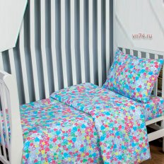 Детское постельное белье Арт-постель Сердечки (поплин)