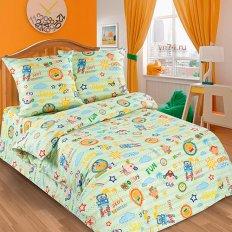 Детское постельное белье Арт-постель Улыбка (поплин)