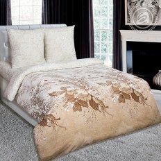 Постельное белье Арт-постель с простыней на резинке Адажио (поплин)