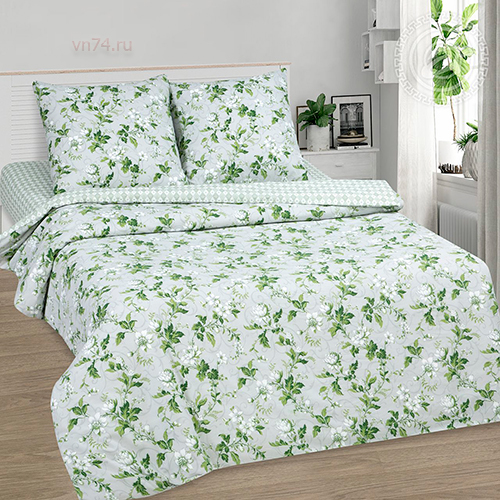 Постельное белье Арт-постель Белый сад (поплин)