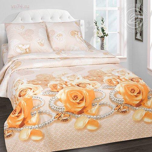 Постельное белье Арт-постель Идиллия (поплин)
