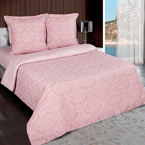 Постельное белье Арт-постель г/к Византия розовая (поплин)