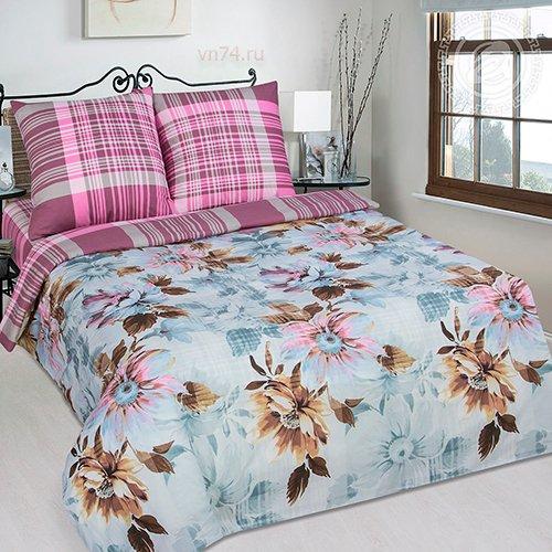 Постельное белье Арт-постель Воздушная акварель (поплин)