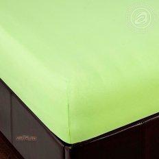 Простыня трикотажная на резинке Арт Дизайн яблоня (хлопок)