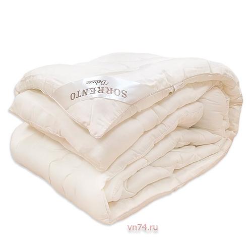 Одеяло ПП лебяжий пух Sorrento Deluxe сатин облегченное