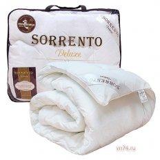 Одеяло верблюжья шерсть Sorrento Deluxe облегченное