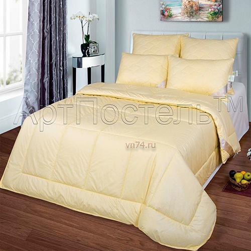Одеяло всесезонное Арт-постель Премиум овечья шерсть