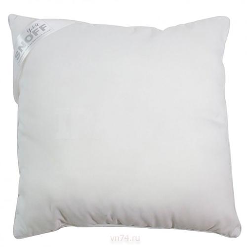 Подушка ПП лебяжий пух для Snoff (сатин)