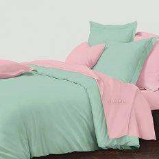 Постельное белье Колорит Мятный сон (микросатин)