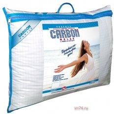 Подушка пуховая с карбоновой нитью Carbon Relax