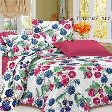 Постельное белье Dolce Vita Luxe Спелые ягоды (бязь-люкс)